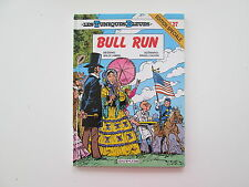 TUNIQUES BLEUES T27 REEDITION TBE BULL RUN