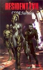 Resident Evil: Code Veronica - Book Four (Resident Evil (DC Comics))-ExLibrary
