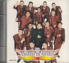 Los Angeles de Charly Te Voy A Enamorar CD USED LIKE NEW