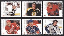 2016 Canada SC# NHL Hockey Great Canadian Forwards  M-NH from booklet