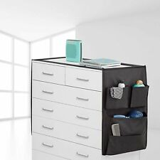 Studio 3B Adjustable Organizer Home Room Dorm Storage  Black