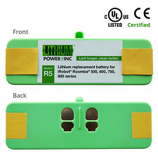 Lithium Roomba Replacement Battery For iRobot Roomba 500, 600, 700, 800 Series