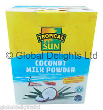 Tropical Sun Coconut Milk Powder (Pack of 10)