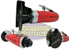 "3"" Air Utility Cut Off Tool Pneumatic Angle Grinder Cutting Disc Quality Tekton"