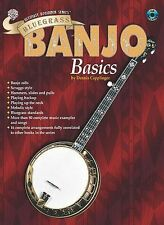 Ultimate Beginner Bluegrass Banjo Basics Learn to Play Beginner Music Book