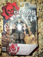 GEARS OF WAR DAMON BAIRD 3 3/4 INCH ACTION FIGURE NECA 3.75 EPIC