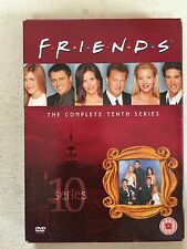 Jennifer Aniston FRIENDS: SERIES / SEASON 10 Complete | UK DVD