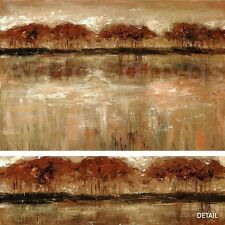 """36""""x24"""" PAXTON COVE by JACK ROTH ABSTRACT LANDSCAPE CANVAS"""