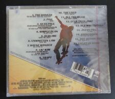 GRIND Music CD From The Motion Picture NEW Sountrack SKATEBOARD Movie FREE SHIP