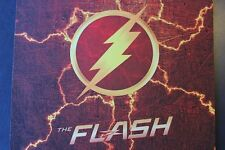 THE FLASH LOGO ! CW DC Comics !! Anti slip COMPUTER MOUSE PAD 9 X 7inch