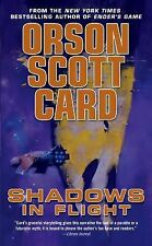 The Shadow Series 5: Shadows in Flight by Orson Scott Card (2013, Paperback)