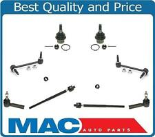 Inner Outer Tie Rod End Sway Bar Ball Joints RWD ONLY Chrys 300 300C Charger 8pc