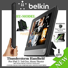 Belkin Thunderstorm Handheld Home Theatrer for iPad 2 and 3 Black G3A1000cw