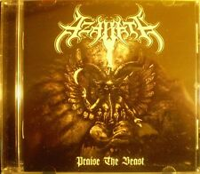Azarath - Praise The Beast(CD, 2009)BEHEMOTH NILE BEHERIT DARK THRONE DEATH GUT
