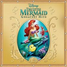 The Little Mermaid: Greatest Hits, New Music