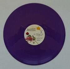 Prince PURPLE RAIN PROMO 12 PURPLE VINYL 1984 Original SINGLE WB 12 inch