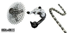 SRAM Apex Climber Kit - WiFli Rear Mech - 11-32 Cassette, 10 Speed Chain - White