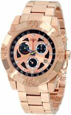 Swisstek SK18014G Limited Edition Rose-Gold-Plated Watch With Sapphire Crystal