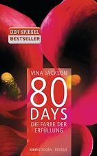 80 DAYS Die Farbe der Erfüllung Bd. 3, Roman wie Fifty Shades of Grey, V Jackson