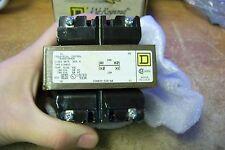 NEW Square D 9070-K100D3 Control Transformer, Open Type .1KVA 50/60Hz