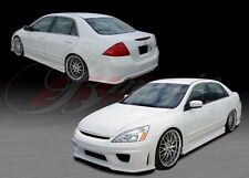 "2006-2007 HONDA ACCORD 4DR GL WONDROUS STYLE FULL BODY KIT ""AIT RACING ORIGINAL"""