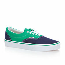 Vans Era (2 Tone) Patriot Blue/Emerald Green Men's Skate Casual SIZE 13