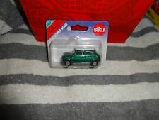 Vintage Siku Germany 1/55 scale Austin Mini Cooper new sealed pack.