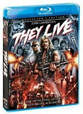 They Live [Collector's Edition] Blu-ray Region A