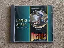 Dames at Sea (CD) - The Musicals Collection Cast conducted by Malcolm Newton
