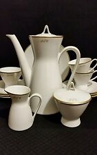 Rosenthal Studio Line Germany Coffee Set Mid Century Modern 13 Pieces