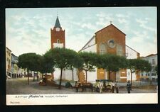 Portugal MADEIRA Funchal Cathedral c1900s u/b PPC