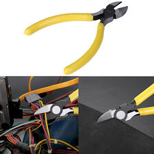 Diagonal Cutting Cutter Code Beading Cable Wire Nipper Clamp Hand Pliers Tool