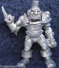 1988 Ogre Bloodbowl 2nd Edition Player 2 Big Guy Citadel Team Fantasy Ogryn 40K