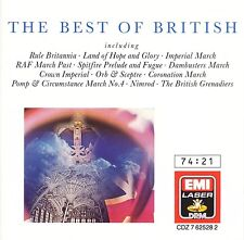 compilation, The Best Of British, CD