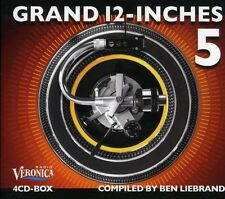 Vol. 5-Grand 12-Inches - Ben Liebrand (2008, CD NIEUW)4 DISC SET