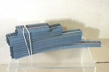 MARKLIN MäRKLIN 24430 24912 24172 C TRACK CURVED and STRAIGHT RAIL LOT x 11 pz