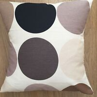 New Prestigious Great Spot Brown Cream Natural Design Scatter Cushion Covers 16""