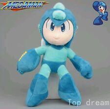 MEGAMAN PELUCHE - 28Cm. - Megamen Mega Man Rockman Figure Plush Doll Plüsch Men