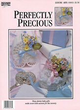 Perfectly Precious ~ Baby Carriage & Bootie Favors Decor & More crochet patterns