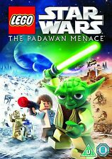 Star Wars Lego - The Padawan Menace (DVD, 2012) Brand new and sealed