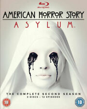 American Horror Story - Series 2 - Complete (Blu-ray, 2013)