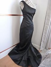 STUNNING AUTHENTIC FULL LENGTH KAREN MILLEN WIGGLE DRESS SIZE 10