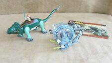 7255 Lego complete General Grievous Chase Star Wars Boga lizard instructions