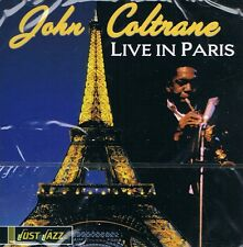 John Coltrane - Live in Paris - CD Album NEU - Blue Valse Afro Blue Naima