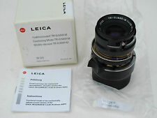 "RARE Leica 96020 28-35-50mm f:4 E49 Tri Elmar cut away model MINT IN BOX ""LQQK"""