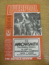 01/05/1978 Liverpool v Manchester City  (Light Crease).  Thanks for taking the t