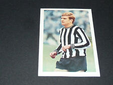 211 P. ARENTOFT NEWCASTLE UNITED MAGPIES FKS PANINI FOOTBALL ENGLAND 1970-1971