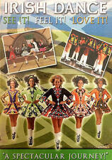 Irish Dance: See It! Feel It! Love It!  DVD New