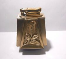 VINTAGE COLIBRI by KREISLER Made in W.Germany U.S. Zone Pine Cone Table Lighter