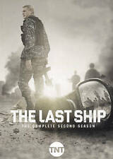 The Last Ship: The Complete Second Season 2 DVD, 2016, 3-Disc Set